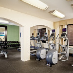 Hampton - Fitness Center