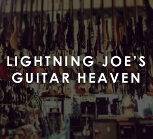Lightning Joe's Guitar Heaven