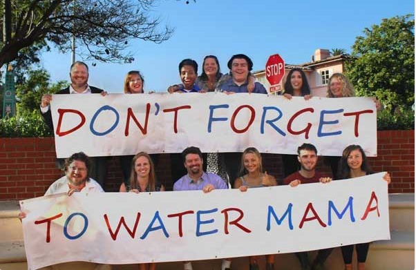 Don't Forget to Water Mama at The Clark Center | Visit